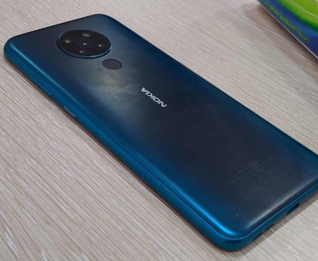 Image : Most recent leaked photo of Nokia 5.3